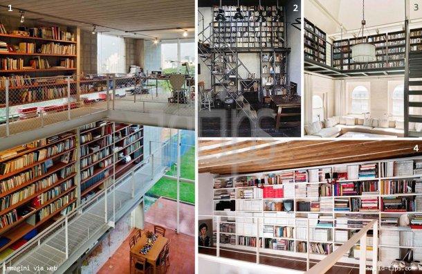 03_pareti libreria su soppalco