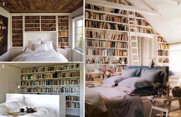 Stunning Libreria In Camera Da Letto Photos - Home Interior Ideas ...