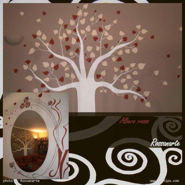 05-albero rosso