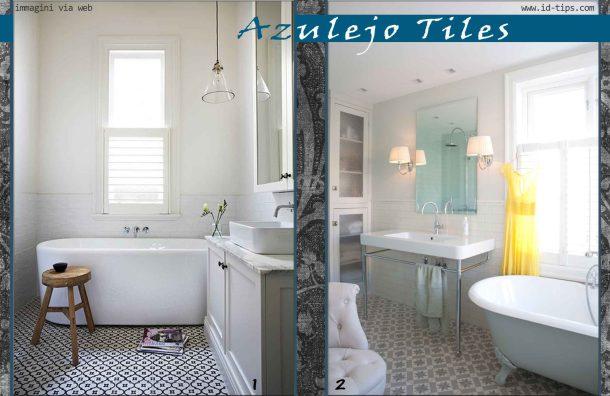 azulejos in bagno