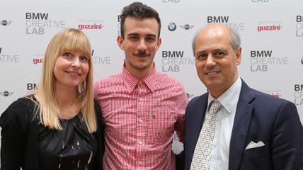 Attila Veress BMW Creative Lab