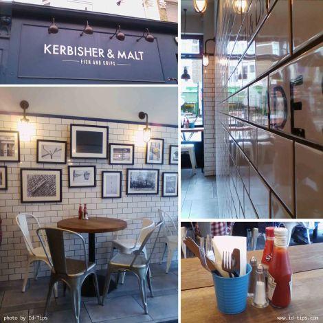 kerbisher & malt london