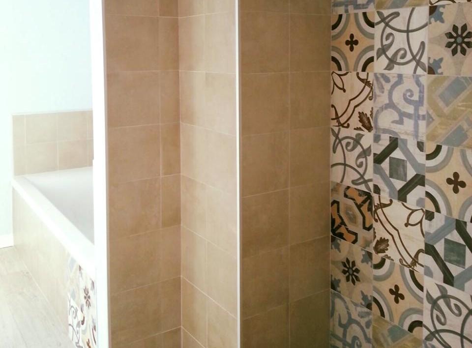 Dipingere Le Piastrelle Del Bagno: Rivestimento bagno piastrella rivestimenti.