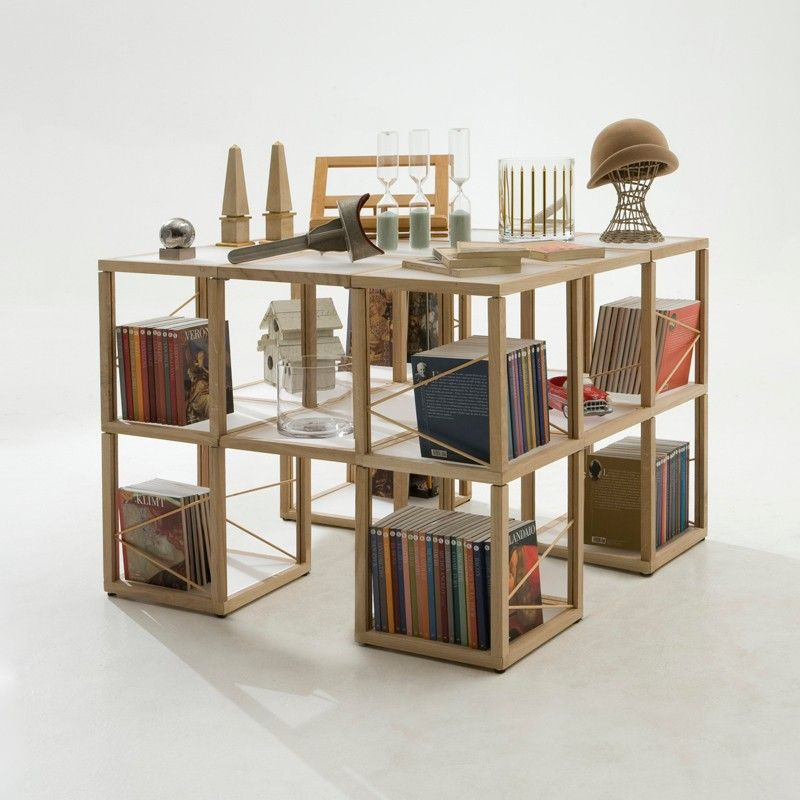 Librerie componibili: flessibilità e leggerezza