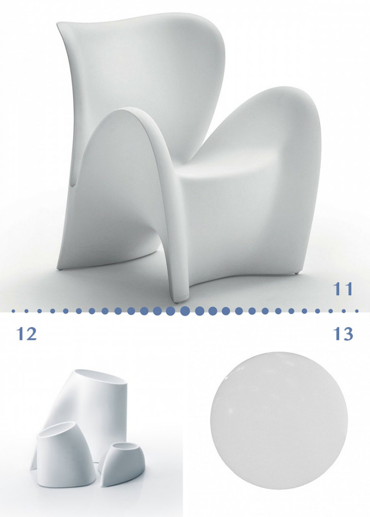 valencia arredo esterno sedie vasi illuminazione
