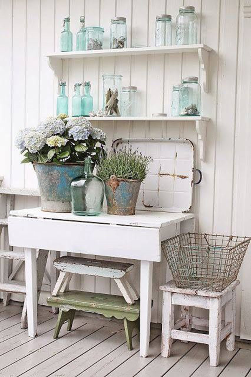 Rinnovare casa in stile shabby chic for Photo shabby chic