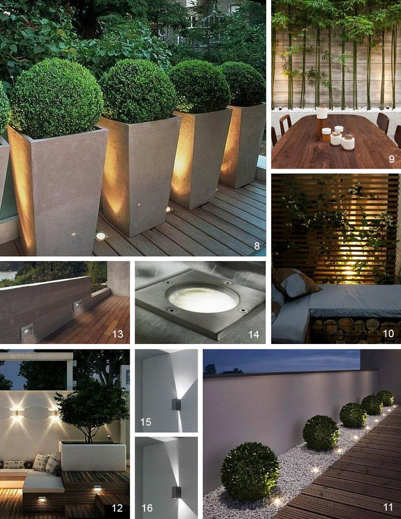 Beautiful Luci Per Terrazzo Pictures - House Design Ideas 2018 ...