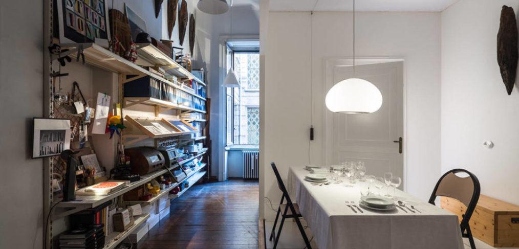 Ottobre 2017: Dimensione Domestica, mostra alla Fondazione Achille Castiglioni