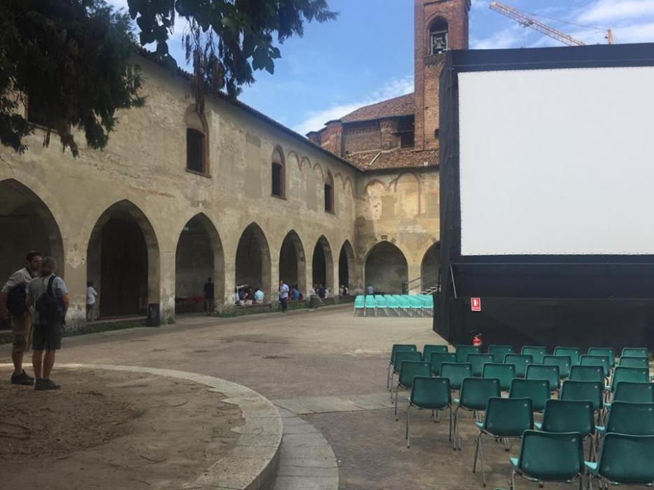 Anteo Nuovo Palazzo del Cinema AriAnteo