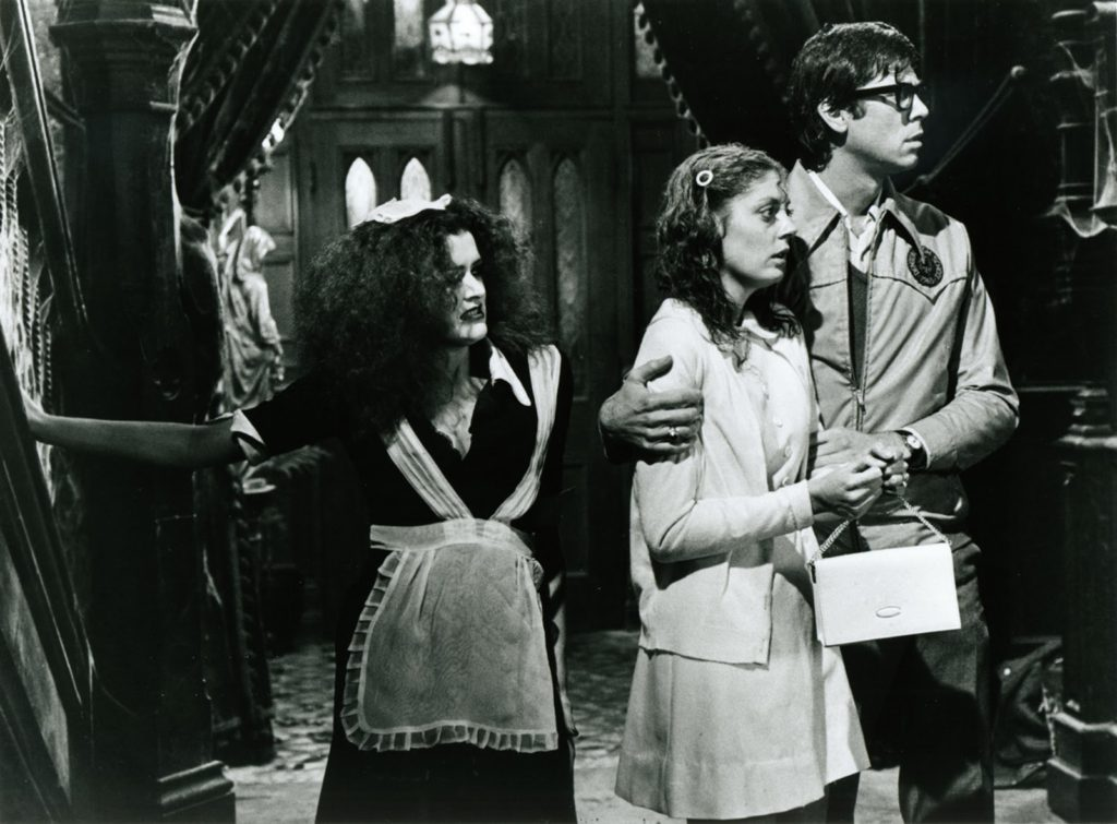Rocky Horror Picture Show Brad Janet Magenta