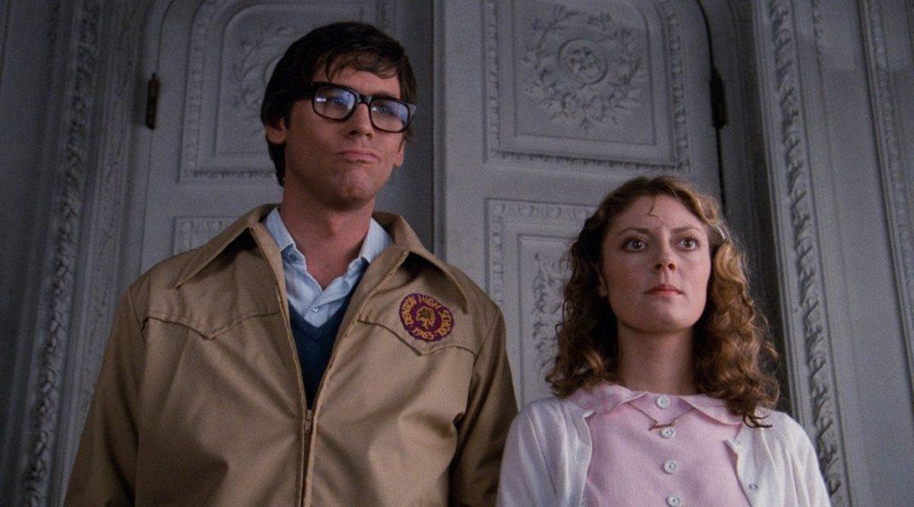 Rocky Horror Picture Show Brad e Janet