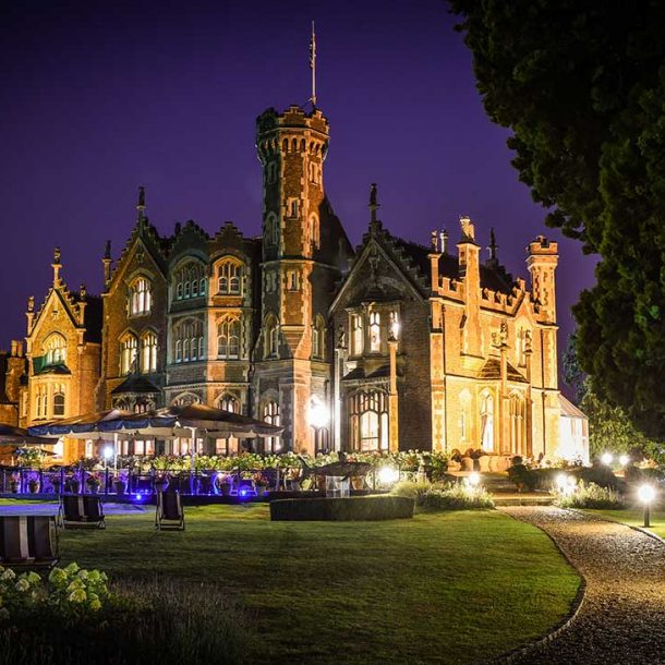 Rocky Horror Picture Show Oakley Court esterno