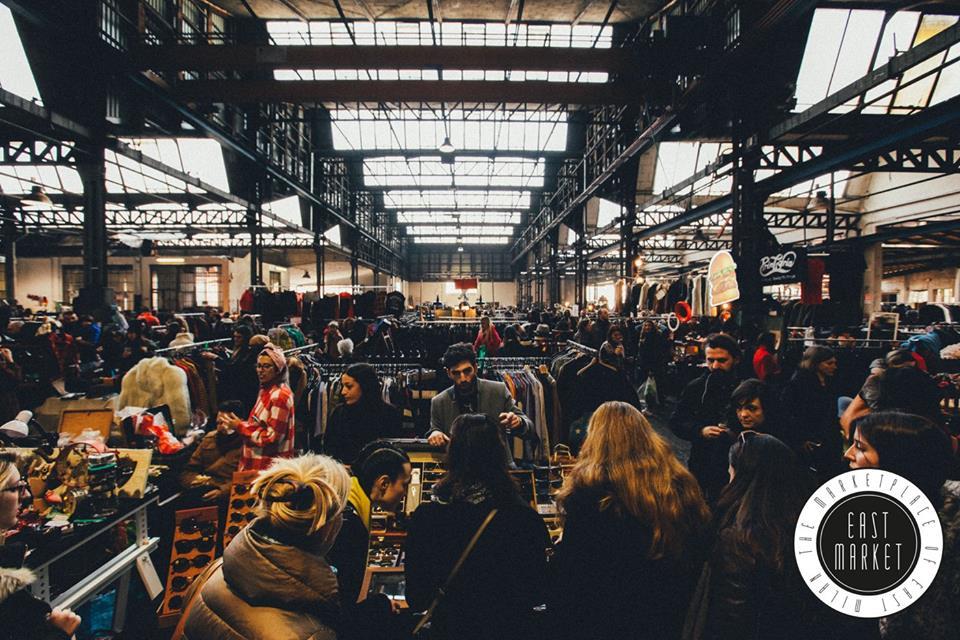 Mercatini Vintage East Market