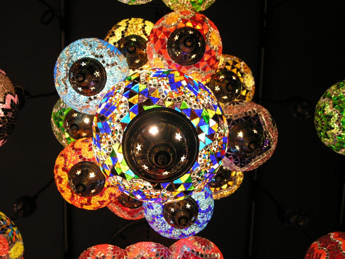 lampade artigianali turche Milano