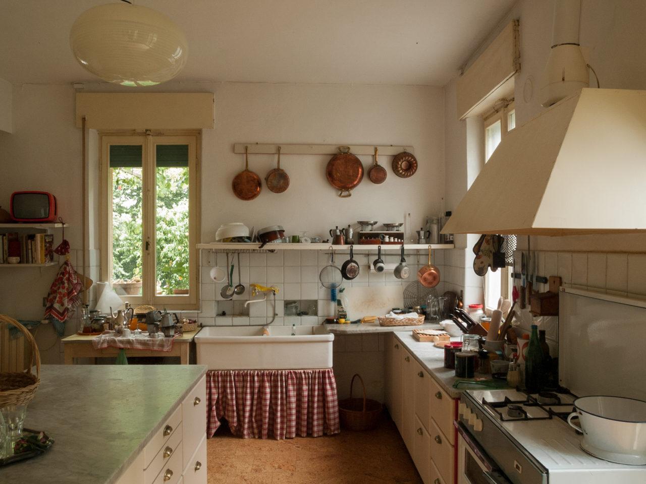 villa Albergoni cucina