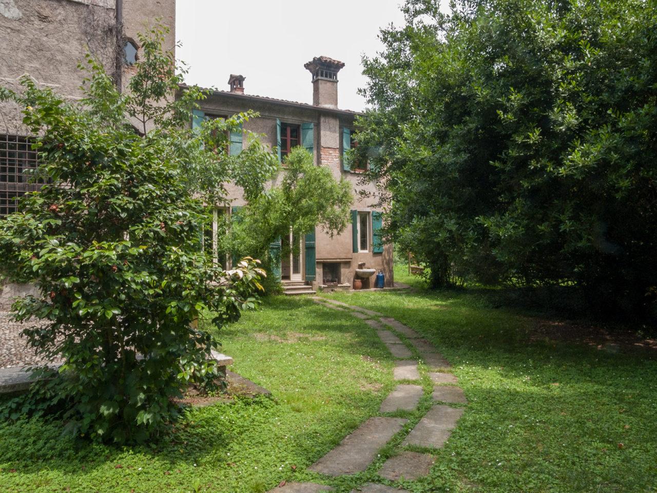 villa Albergoni esterno