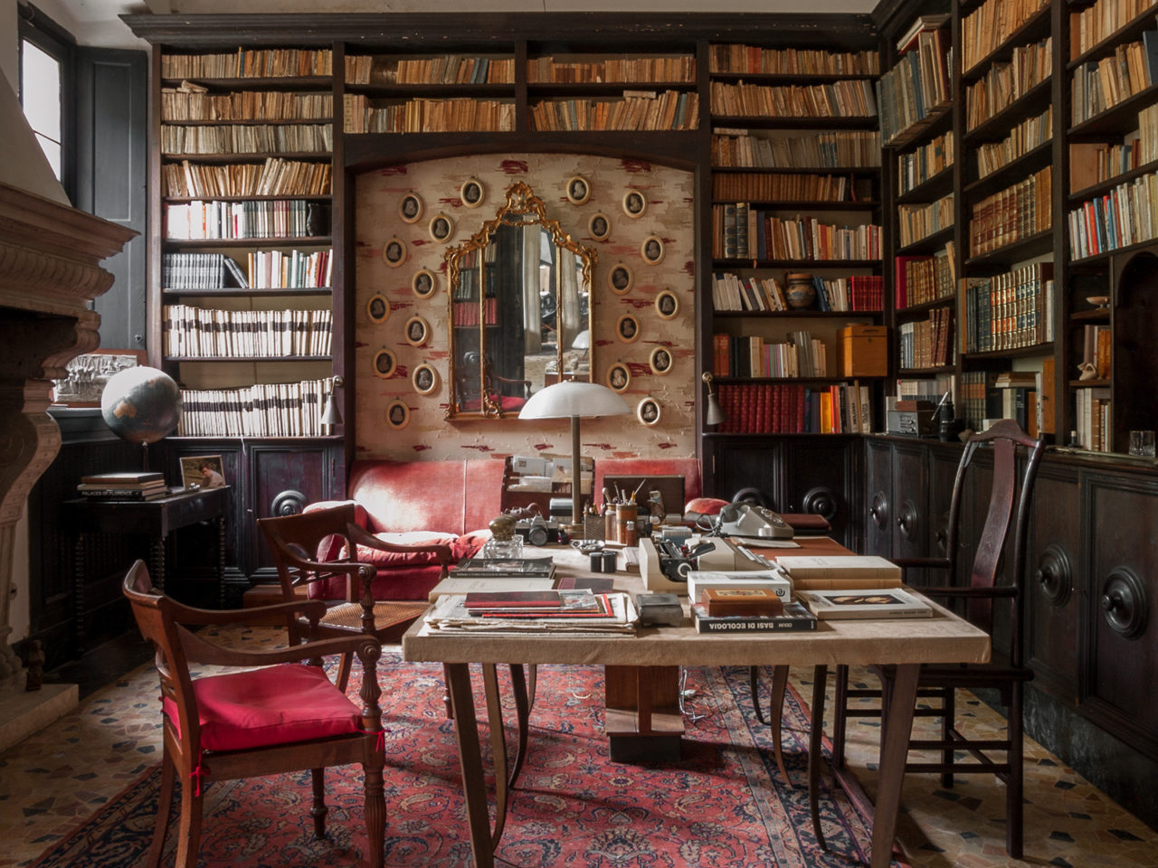 villa Albergoni studio