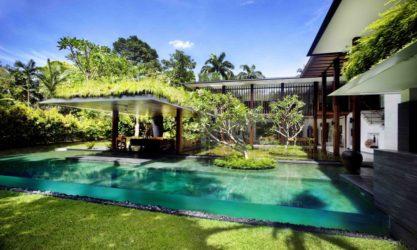 bonus verde 2018 the sun house Guz Architecs